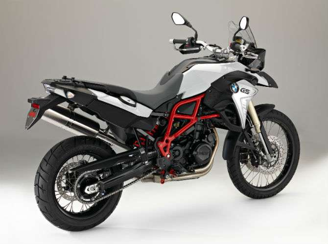 nova bmw f 800 gs j tem pre o definido jornal do carro. Black Bedroom Furniture Sets. Home Design Ideas