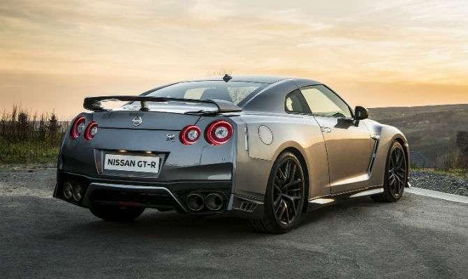 A Expectativa Da Nissan é Comercializar 10 Unidades Do GT R Por Ano.