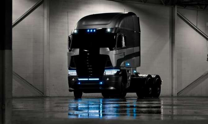 Veja os carros do filme Transformers 4 - Jornal do Carro ... Freightliner Argosy Galvatron