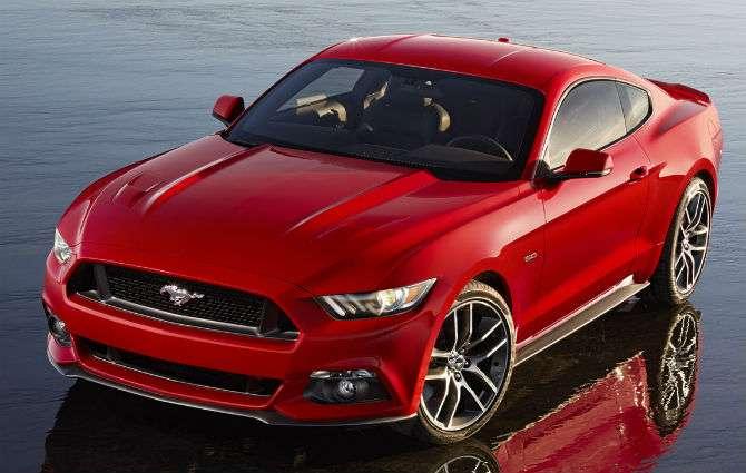 Vermelho é a tendência para carros em 2014