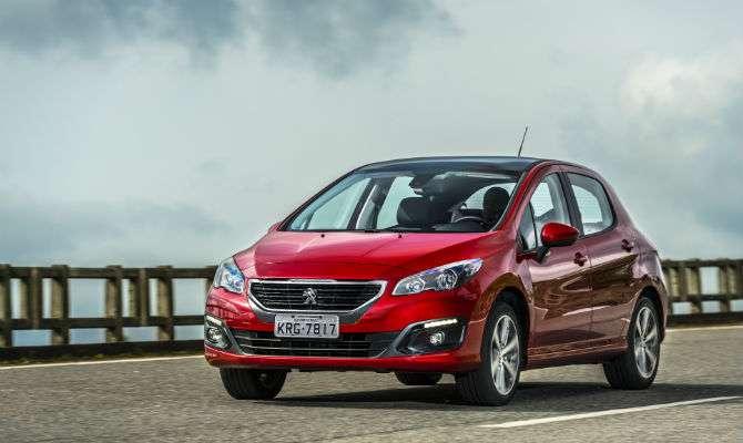 Peugeot chama 308 e 408 para recall nos freios
