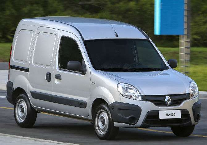 Renault altera valor e frente do Kangoo