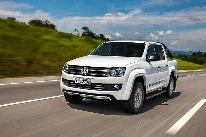 Volkswagen Amarok de leitor precisa de revisão a cada seis meses