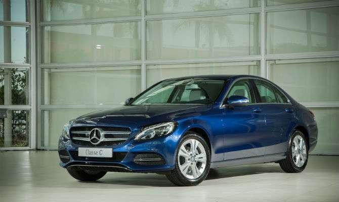 Mercedes-Benz C180 agora é nacional
