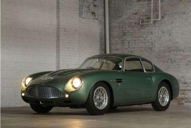 Raríssimo Aston Martin Zagato Será Leiloado Jornal Do Carro Estadão