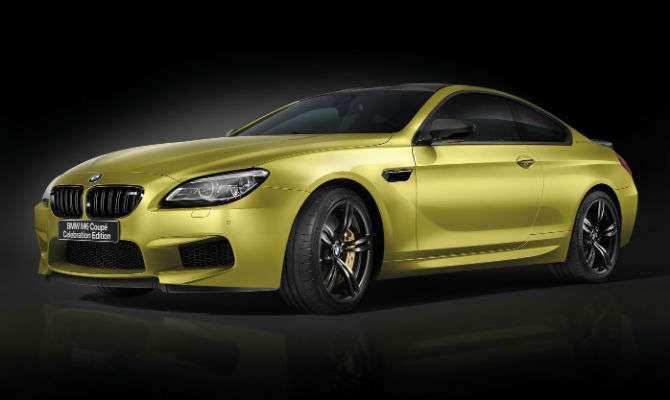 BMW M6 ganha série especial no Japão