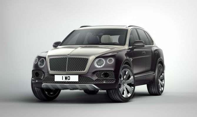 Bentley Bentayga ganha versão de topo ainda mais luxuosa