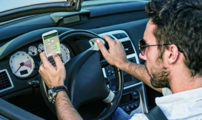 Acidentes na Espanha: uso de telefones celulares já responde por mais de 50% dos casos