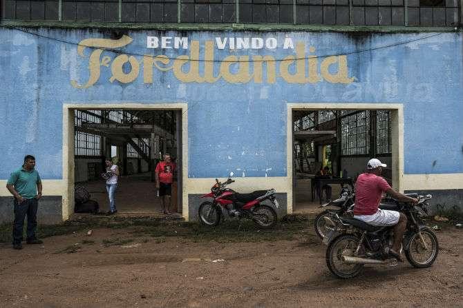 Fordlândia foi o sonho de Henry Ford para ser autossuficiente em produção de borracha