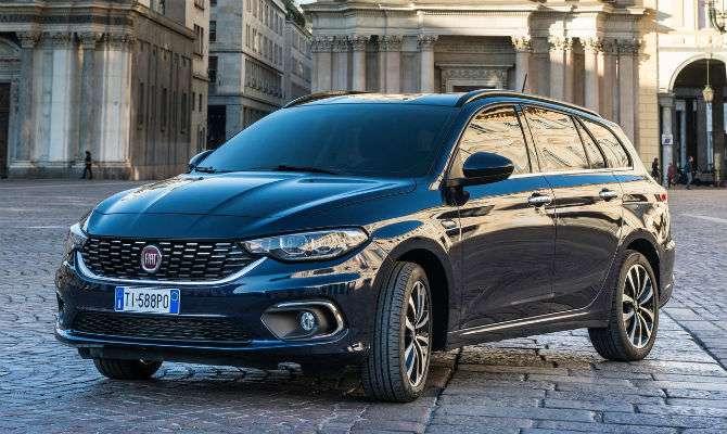 Fiat lança Tipo perua na Europa