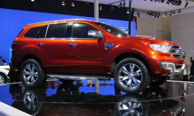 Ford vai produzir utilitário da Ranger