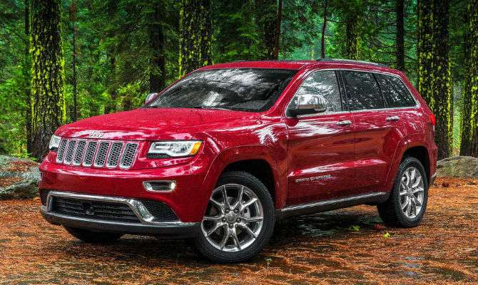 Jeep convoca donos do Grand Cherokee