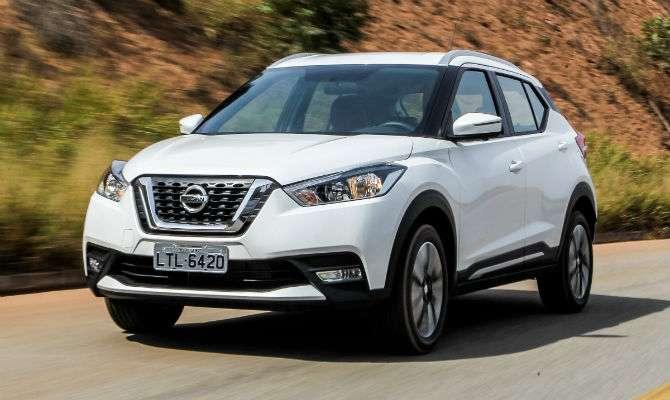 Nissan Kicks chega por R$ 89.990