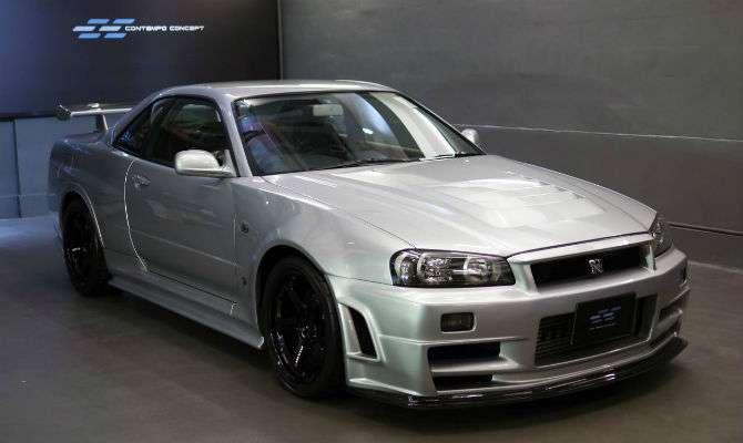 Raro GT-R está à venda por US$ 510 mil