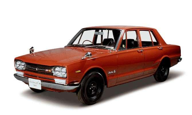 Nissan celebra 45 anos do esportivo GT-R
