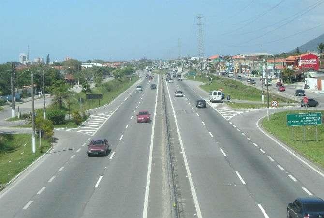 Estradas do litoral sul terão novos radares