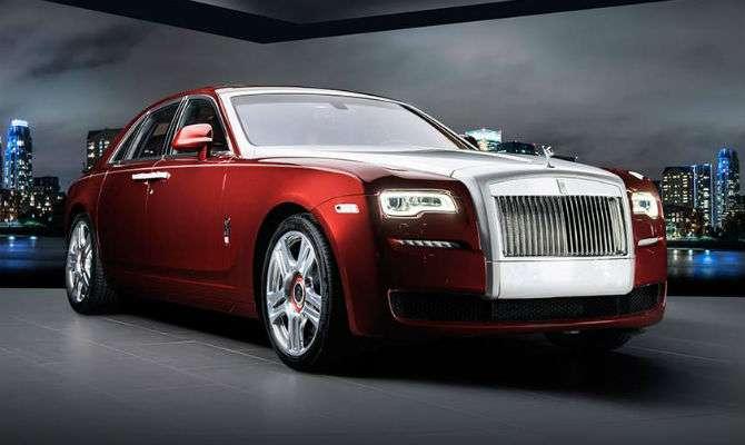 Rolls-Royce ganha 41 diamantes na cabine