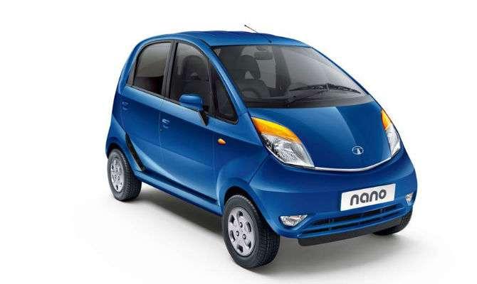 Tata Nano é o carro mais em conta do mundo, segundo pesquisa