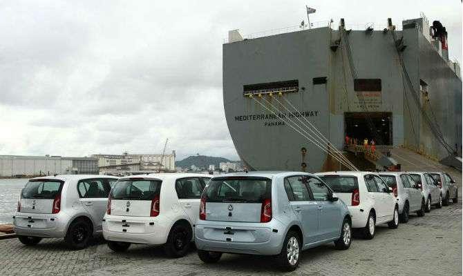 Volkswagen Up! desembarca na Argentina