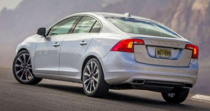 Volvo convoca S60, V60 e V40 para recall