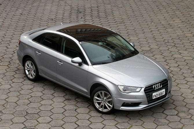 Audi e Volvo elevam preços de tabela