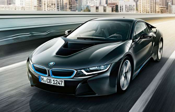 Novo Bmw I8 Sera Totalmente Eletrico Jornal Do Carro Estadao