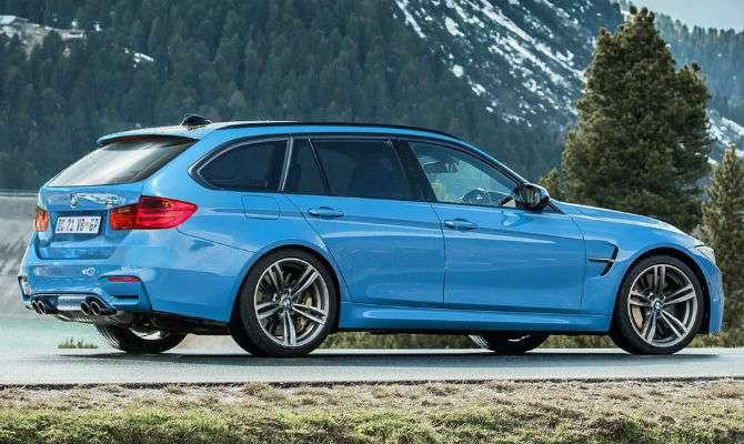 BMW nega que M3 terá versão perua