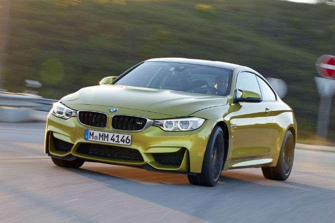 BMW M4 empolga a cada acelerada