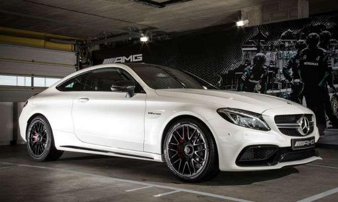 Mercedes Benz C63 S Coupé AMG Chega às Lojas Na Semana Que Vem, Por