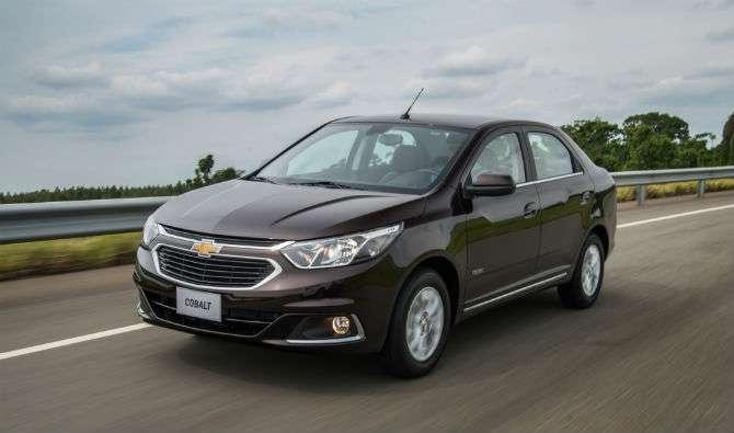 Chevrolet Cobalt 2017 terá câmbio de seis marchas