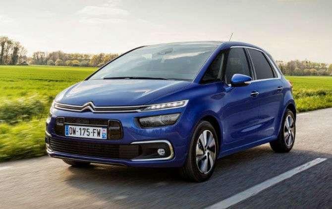 Citroën C4 Picasso reestilizado chega às lojas