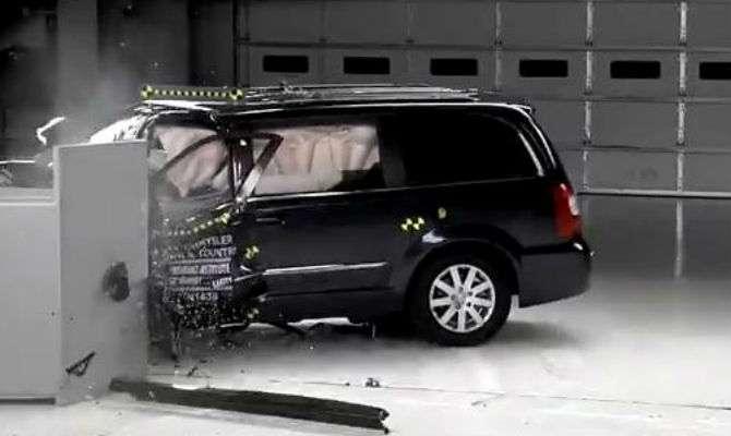 ... Na Sigla Em Inglês), Testou Um Lote De Minivans Familiares Nos Estados  Unidos. A Surpresa é Que Entre Os Quatro Modelos Avaliados U2013 Honda Odyssey,  ...