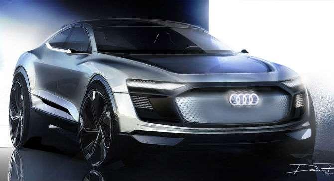 Audi terá novo protótipo elétrico em Xangai