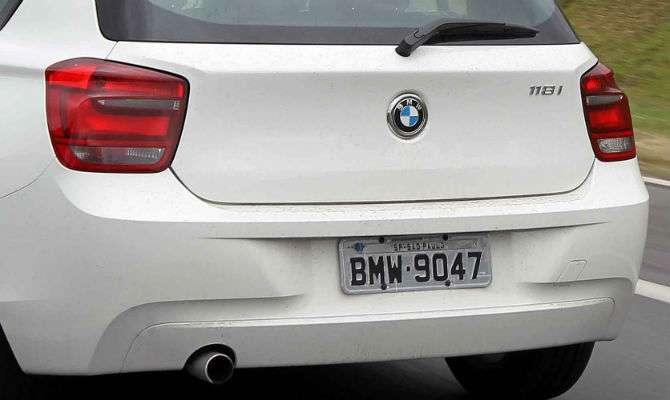 Detran libera escolha de placas de veículos