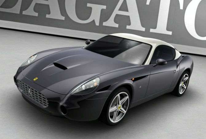 Ferrari rara será leiloada nos EUA