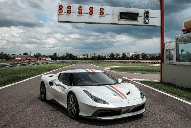 Ferrari prepara 350 séries especiais