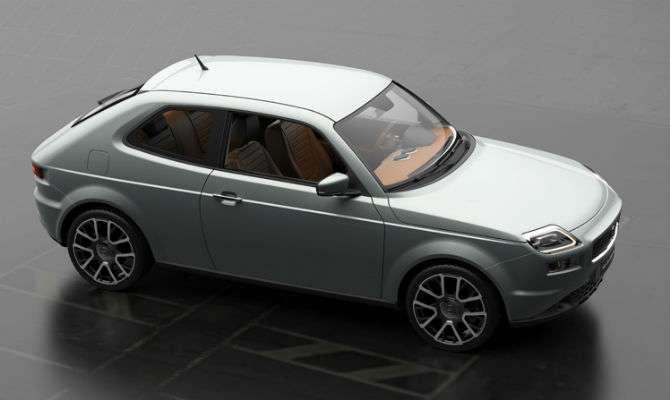 Releitura imagina como seria um Fiat 147 nos dias atuais