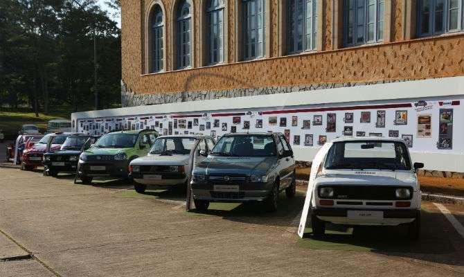 Fiat vai reunir modelos que marcaram sua história no Brasil em um museu