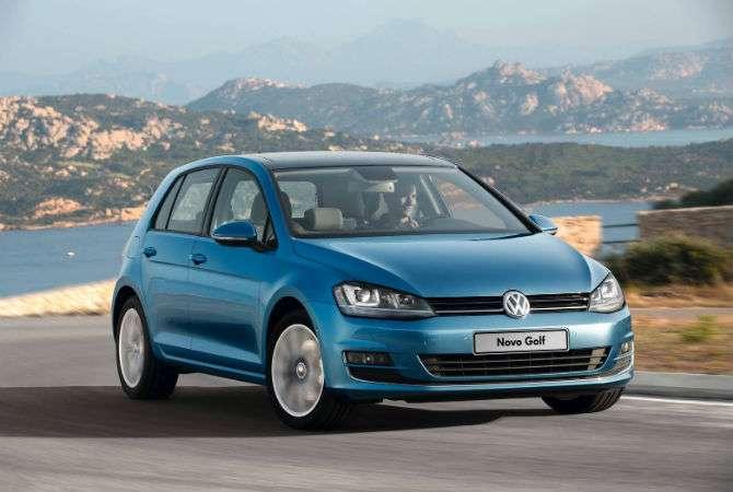 VW nega a troca em garantia da bateria de Golf de leitor