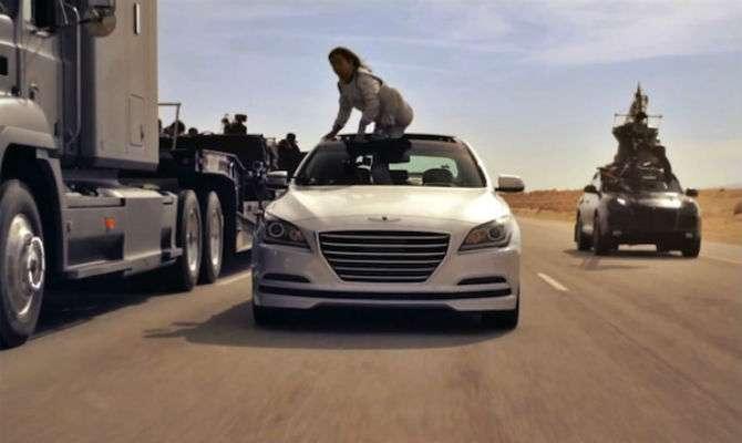 Vídeo: Hyundai mostra ACC do novo Genesis