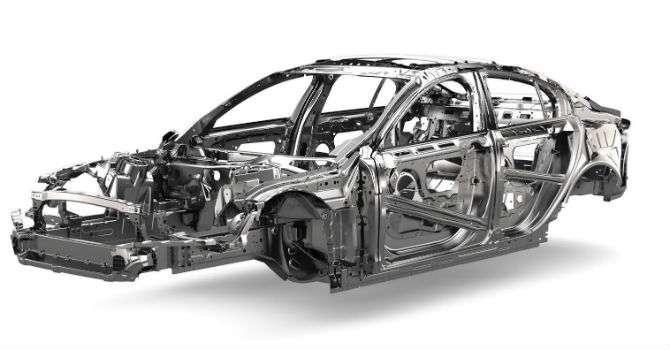 Benefícios do alumínio e da fibra de carbono