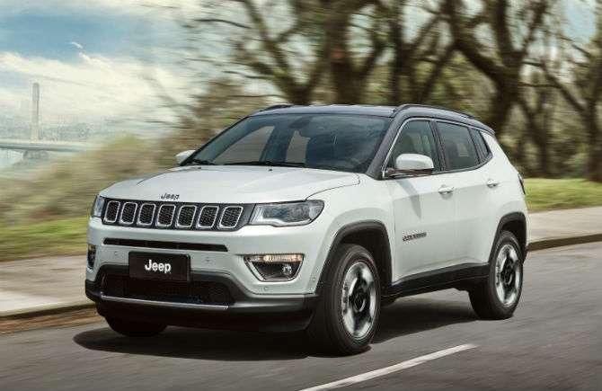 Aceleramos o novo Jeep Compass com motor 2.0 Flex - Jornal ...