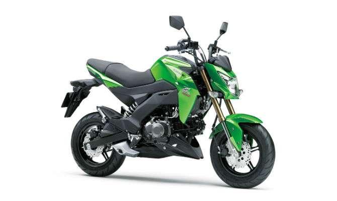 Kawasaki Revela Nova Mini Moto Jornal Do Carro Estadão