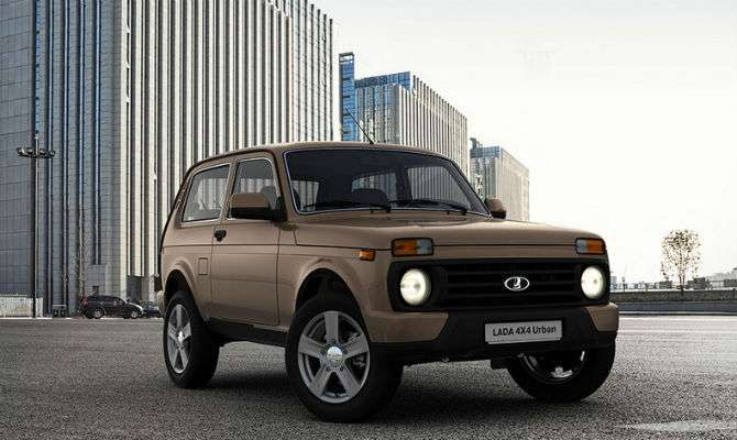 Lada Niva terá motor 1.3 diesel da Fiat