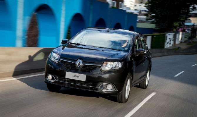 Renault Logan ganha vida com novo motor 1.6