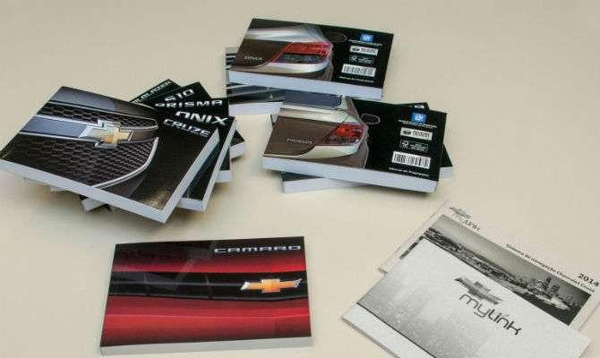 Na Chevrolet, cada autorizada tem liberdade para determinar o valor cobrado pelo manual