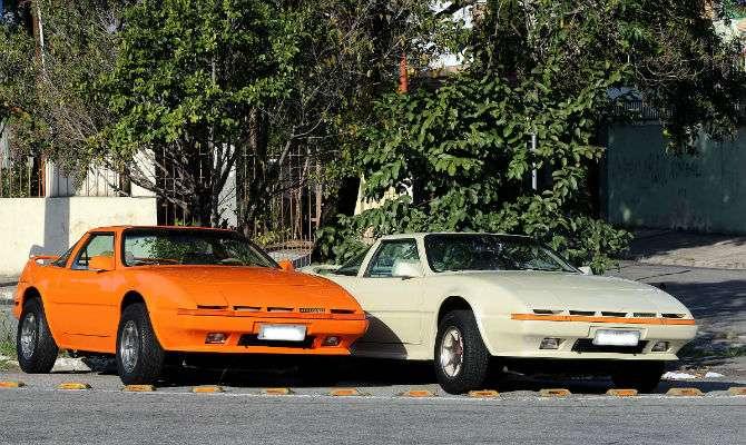 Miura X8 foi feito de 1987 a 1990 e usava mecânica VW - no de 1989, motor era o 2.0 do Santana