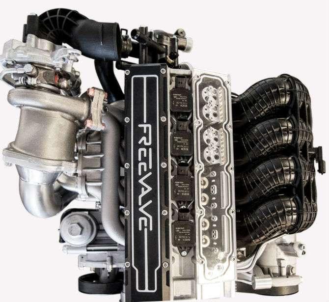 Novo motor da Koenigsegg dispensa comando de válvulas