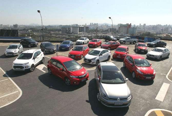 Elegemos os melhores carros do Brasil