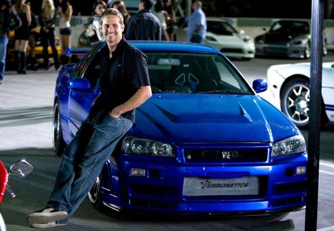 Nissan Skyline de Paul Walker está à venda